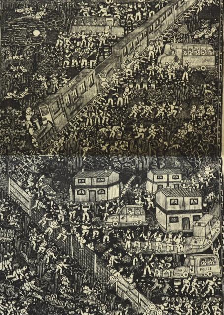 Emigracja Jose Manuel Mateo, Widnokrąg
