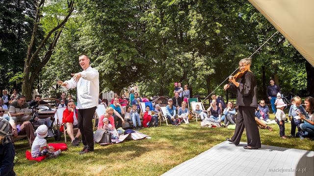 Festiwal Strefa Ciszy - koncerty dla dzieci