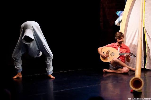 Teatr dla dzieci - festiwal TAKE PART IN ART. Teatr Małego Widza