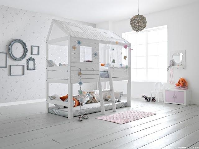 pok j dzieci cy i ko domek cudowne i po yteczne. Black Bedroom Furniture Sets. Home Design Ideas