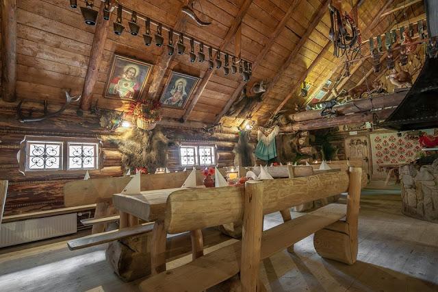Gdzie zjeść w Zakopanem - domowy klimat w Bąkowo Zohylina Wyżnio