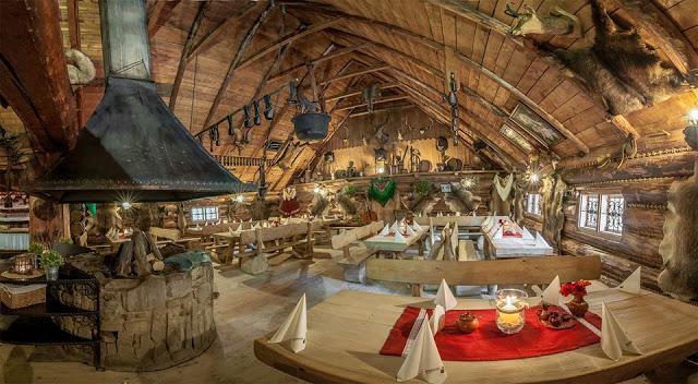 Gdzie zjeść w Zakopanem - restauracja przyjazna dzieciom Bąkowo Zohylina Wyżnio