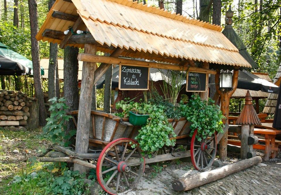 Gdzie zjeść w Zakopanem - ogóredek Kolibecka