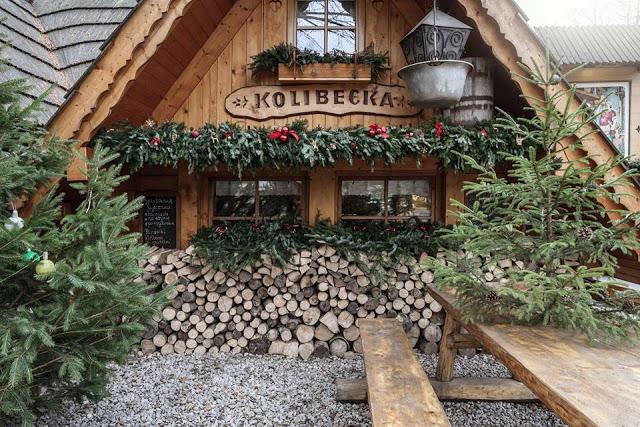 Gdzie zjeść w Zakopanem - urokliwa Kolibecka