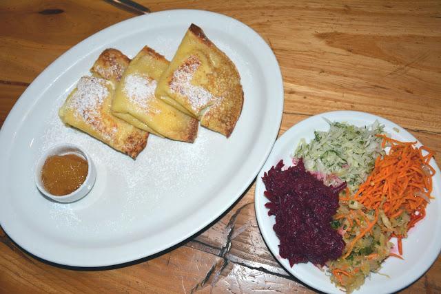 Gdzie zjeść w Zakopanem - naleśniki, danie dziecięce, Kolibecka