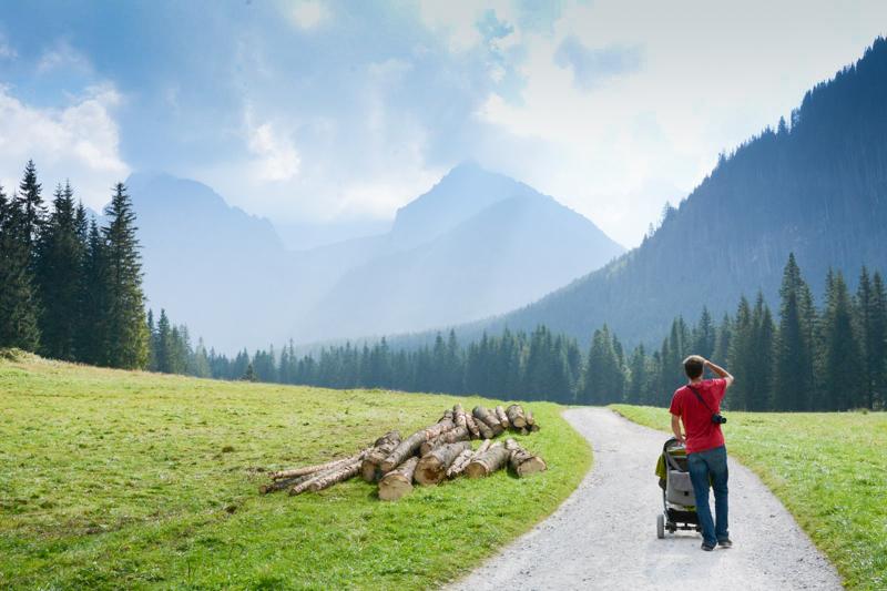 Tatry Słowackie z dzieckiem, DOlina Białej Wody - cudowneipozyteczne