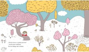 Najciekawsze książki dla dzieci - Przyjaźń Astrid Desbordes
