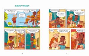 Najciekawsze książki dla dzieci - Zły dotyk. Nie!